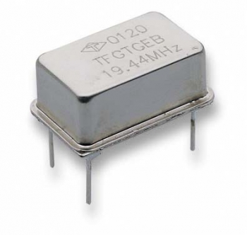 Leaded Quartz Crystal Oscillate
